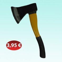 Τσεκούρι βαρύ 3,95 €-Ευρω