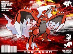 Otaku Cabeludo: Super Poke Fusions