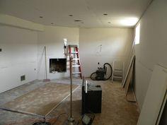 drywall done