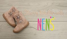 NENS AW 2018 Girls Booties with teddy lining to keep your little ones warm #nens #kidsfashion #childrenshoes