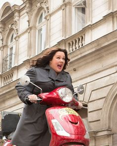 Melissa McCarthy, Spy | Nominated for Best Actress, Comedy