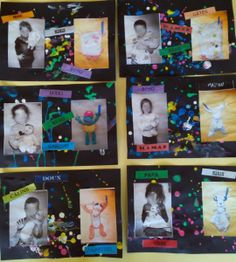 Montessori, Activities For Kids, Back To School, Infancy, Children Activities, Kid Activities, Petite Section, Kid Crafts