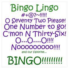 48 Best Bingo Quotes Funnies Images Bingo Quotes Bingo