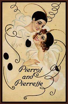 From: http://pierrotandpierrette.blogspot.com/2008/08/mypierrot-and-pierrette.html