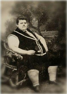 Johnny Trunley, the Fat Boy of Peckham