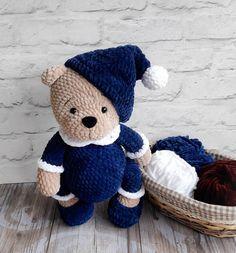 Mesmerizing Crochet an Amigurumi Rabbit Ideas. Lovely Crochet an Amigurumi Rabbit Ideas. Crochet Cross, Crochet Bear, Crochet Gifts, Crochet For Kids, Diy Crochet, Crochet Dolls, Crochet Toys Patterns, Amigurumi Patterns, Stuffed Toys Patterns