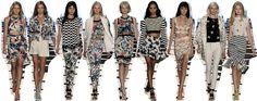 NICOLE MILLER Color Frambuesa: New York Fashion Week: day 2
