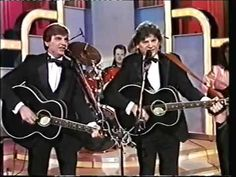 the everly brothers on des oconner show