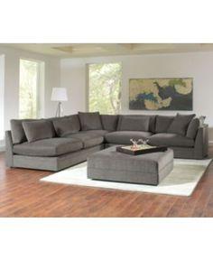 Dana Living Room Furniture Sets & Pieces - furniture - Macy's; $2500