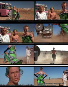 The Adventures Of Priscilla, Queen Of The Desert. Terence Stamp.