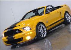 2012 Shelby GT 500 Super Snake