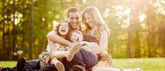 Beautiful family photo by Alisha Baker Photography