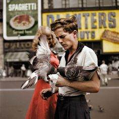Pigeon Feeder c.1955 [1800x1800] - Imgur