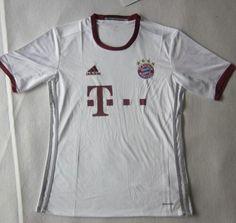 2016 2017 Camiseta Bayern Munich 3ª Camisetas 1e3b3b0447c41