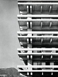 Wood Architecture, Japanese Architecture, Kenzo Tange, Kagawa, Building Structure, Brutalist, Tadao Ando, Basel, Planters