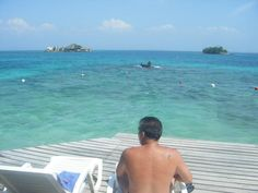 Isla del Pirata, Islas del Rosario, Cartagena