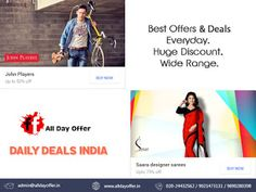 All Day Offer: Buy online best offers and deals with huge discoun...