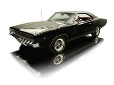 1968 Dodge Charger RT 493 Magnum V8 Tremec 5 Speed