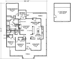 Plan No.470230 House Plans by WestHomePlanners.com