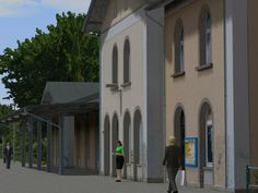 Bahnhof Marsberg
