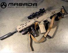 Bushmaster - Adaptive Combat Rifle