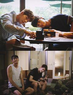 Kim Young Kwang and Hong Jong Hyun to fire up a bromance on 'Hello Kyushu'! | allkpop