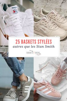 Les 25 baskets qui vont remplacer la Stan Smith en 2018 677b0f10f49