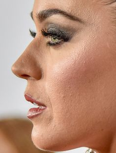 katy perry katy perry red carpet makeup celeb celebrity celebritycloseup