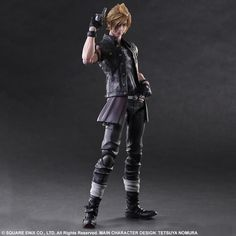 ace toy ko final fantasy xv: prompto argentum play arts kai [action figure] by square-enix - item is new and unopened in original packaging. Anime Figures, Action Figures, Final Fantasy Xv Prompto, Prompto Argentum, Noctis, Dragon Quest, Sideshow Collectibles, Gundam Model, Art Model
