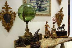 Oggetti della galleria d'antiquariato Giglio Oriental, Art