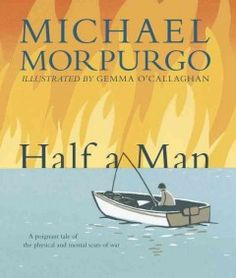 J FIC MOR. Follows the experiences of a young man who after years of being told not to ask his World War II veteran grandfather about his injuries learns how his grandfather survived a torpedo attack on his ship.