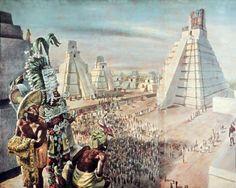Reconstruction of Tikal