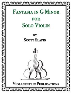Viola Sheet Music G Minor Violin Digital Soloing Plays Games