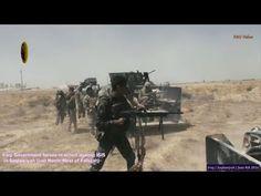 Guerra contra o ISIS no Iraque l Saqlawiyah