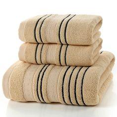 Cotton Bath Towel – Stylish Splash Shower Towel, Bathroom Towels, Bath Towels, Bath Shower, Soft Towels, Cotton Towels, Towel Rod, Striped Towels, Face Towel