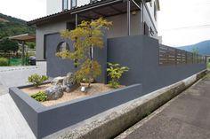 敦賀市 落ち着きのあるシンプル和モダンな外構|外構・エクステリアのことならリバーフォレストへ!ガーデニング 外構工事 お庭をお考えの方!