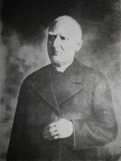 don Salvatore Pannullo, parroco di Pietrelcina, amico, padre e maestro di Padre Pio. Morì cieco nel 1926