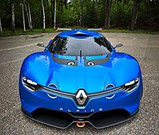 Renault Alpine A110-50: una mirada a los deportes de motor