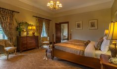 Honeymoon Suite at Glenlo Abbey Hotel Galway. Luxury 5 star hotel in Galway. Bedroom Closet Design, Boho Bedroom Decor, Bedroom Vintage, Trendy Bedroom, Modern Bedroom, Bedroom Storage Shelves, Small Bedroom Organization, Minimalist Home Decor, Minimalist Bedroom