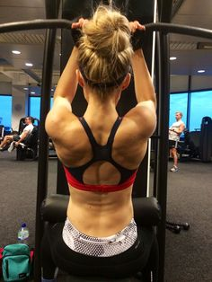 She wanted to get ripped for her holiday - but she discovered a new lifestyle. http://www.alanomahony.com/ppc-female/