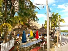 Best Kept Secret Tiki Bars in the Florida Keys! - Beaches Bars and Bungalows Florida Vacation, Florida Travel, Florida Beaches, Travel Usa, Florida 2017, Florida Usa, Naples Florida, Orlando Florida, Vacation Spots