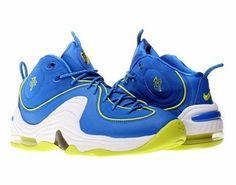 63e43683d21b Nike Air Penny II LE Mens Basketball Shoes 535600-431 Nike.  139.95