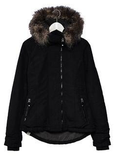 Bench KIDDER - Winter jacket - jet black - Zalando.co.uk