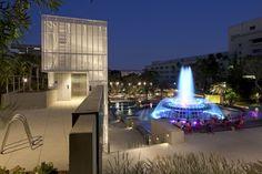 Grand Park, Los Angeles, CA by Rios Clementi Hale Studios , via Behance #public #publicspace #space #design #park #losangeles #LA