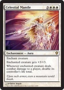 Magic The Gathering Zendikar: Celestial Mantle Card Kingdom