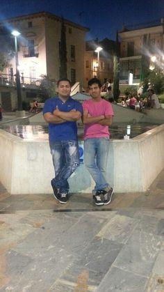 Con mi primo