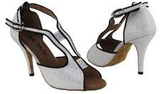 Latin Salsa Very Fine Ballroom Competitive Dance Shoe 2825LEDSS Light Tan Brown