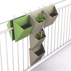 VertVert sistema de horta vertical