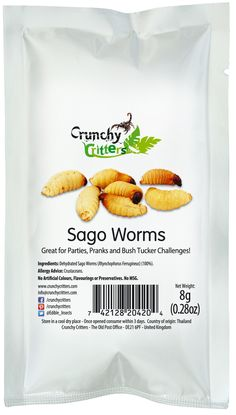 Sago Worms