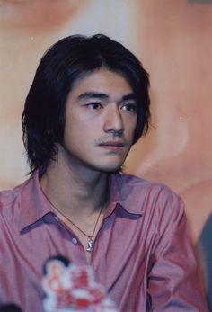 Face Men, Male Face, House Of Flying Daggers, Handsome Asian Men, Prosthetic Leg, Takeshi Kaneshiro, Iroh, Acting Skills, Asian Actors